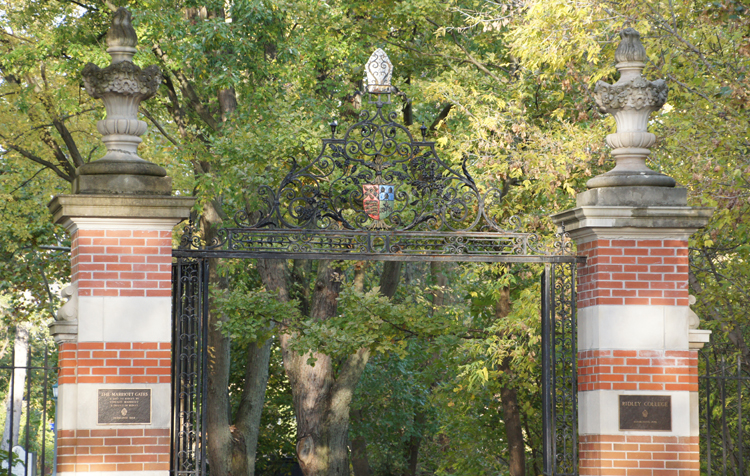 Ridley College, Canadian boarding school, independent school, Fall weather