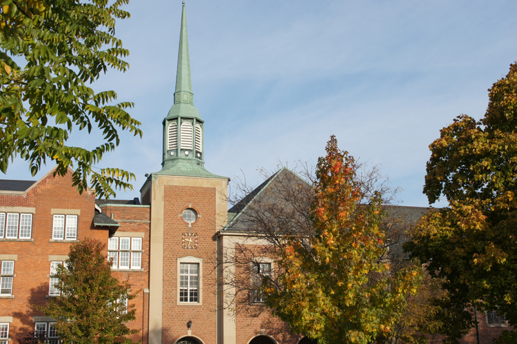 Ridley College, school house building, canadian independent school