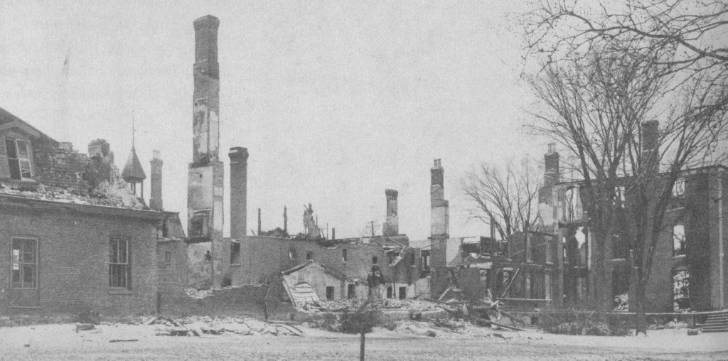 Springbank House Fire (1903)