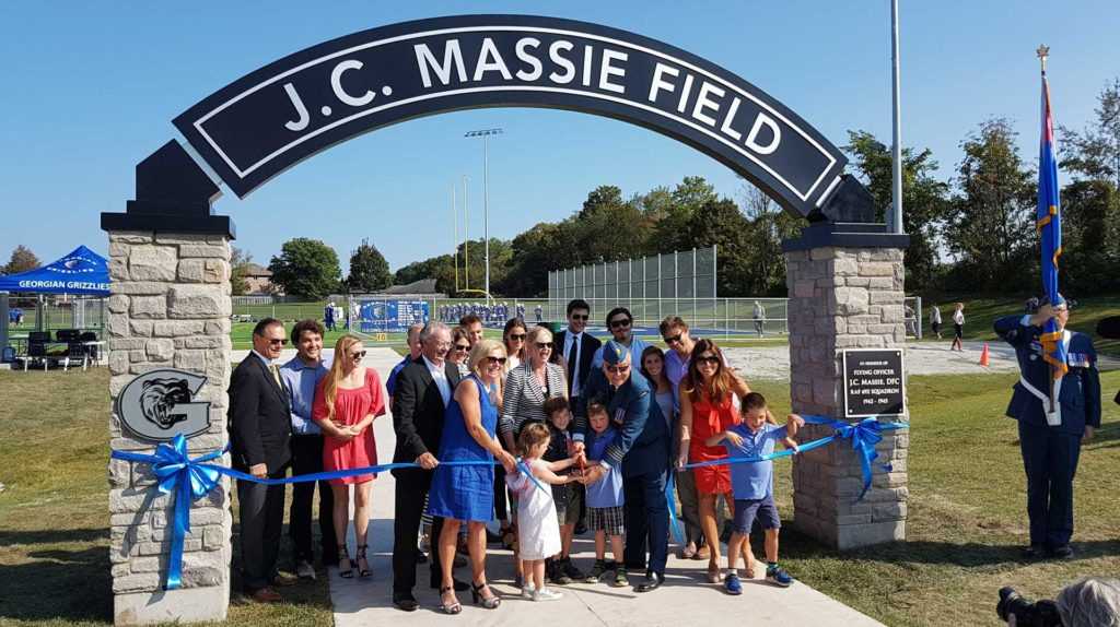 J.C. Massie Field