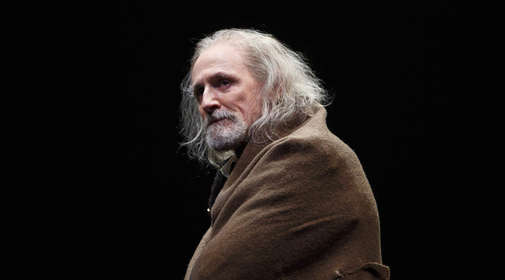 Colm Feore as King Lear
